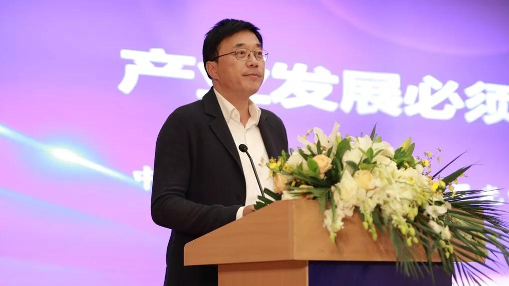 邓中翰:产业发展必须掌握标准主导权