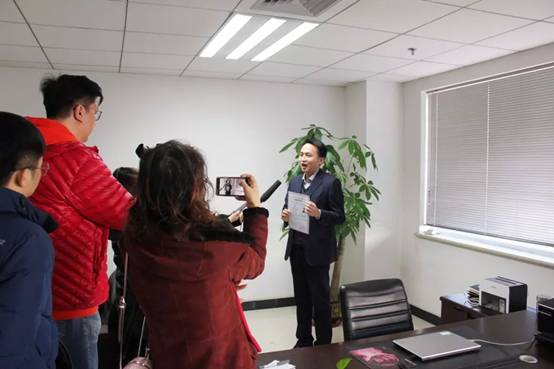 天地伟业薛超获天津市首个人工智能正高级职称