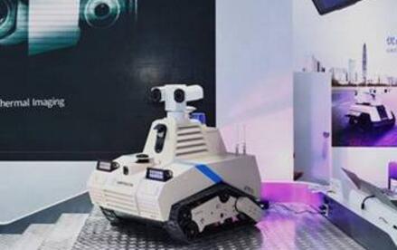 智能�C器人在智慧警�疹I域�l�]重要作用