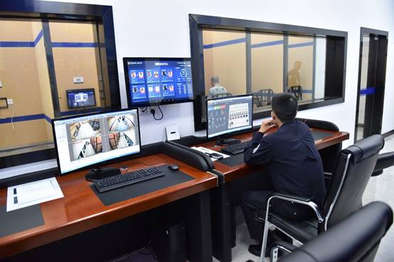 高新兴明视律师会见系统助力司法会见安全可控