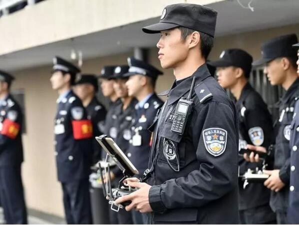 浙江省加快实施警用无人机发展战略