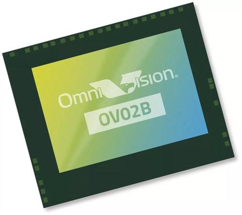 OmniVision �l布首款 6400 �f像素 0.8 微米�D像�鞲衅�