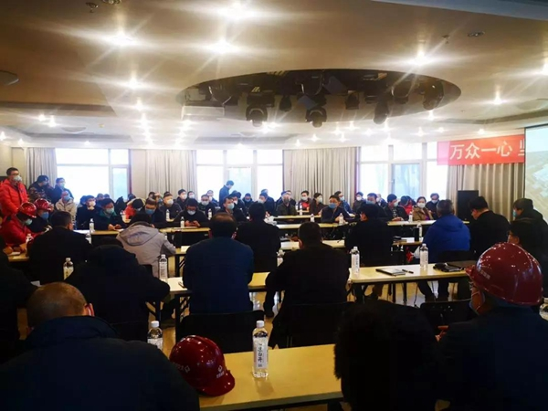 北安协应邀参与北京小汤山医院战备病区建设项目验收工作