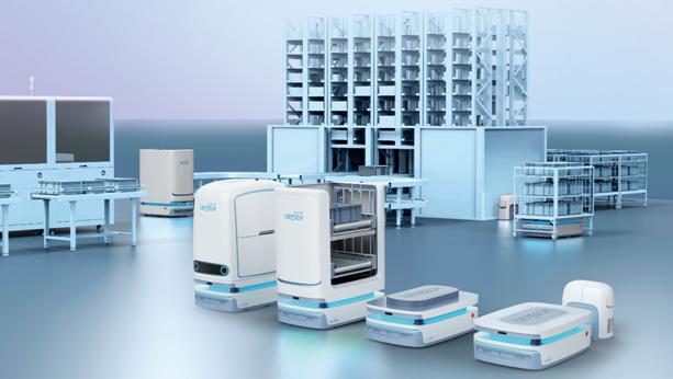 ��必�x科技�y新品亮相CES2021 聚焦智能物流和智慧防疫