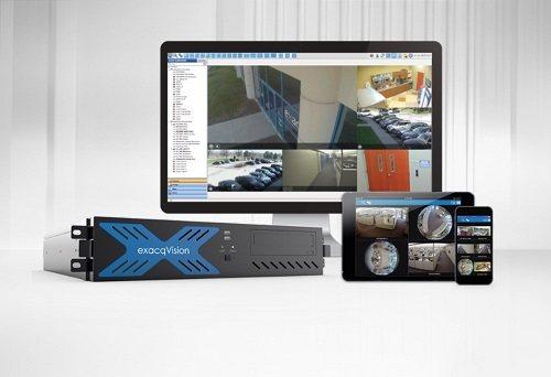 泰科AI�x能exacqVision 20.09全新�l布