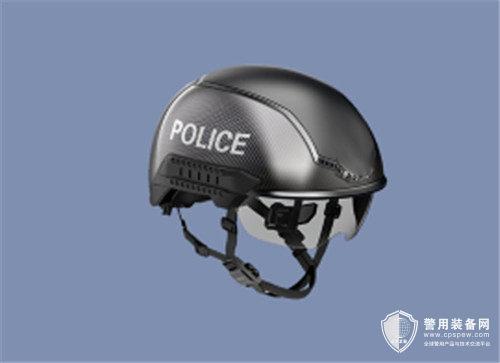 光启警用智能头盔