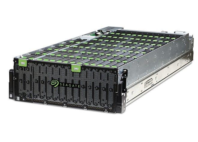 希捷推出自修复块存储系统希捷银河Exos CORVAULT