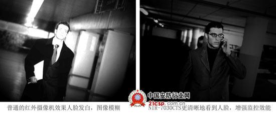 npe恒业国际率先推出智能防过曝红外摄像机
