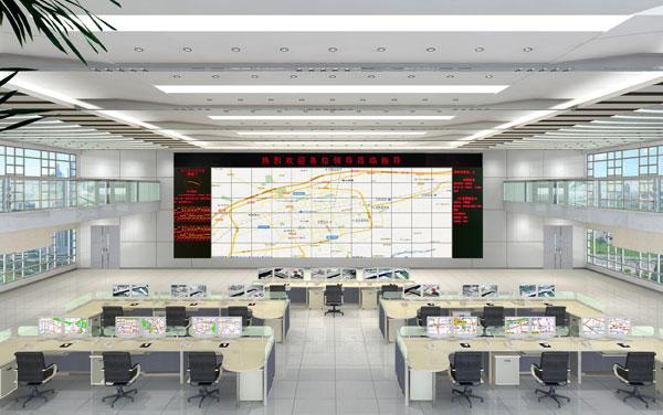 视频矩阵_某市公安局指挥中心大屏项目系统介绍