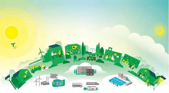 多省市加码智慧城市建设 信息化发展催生黄金机遇